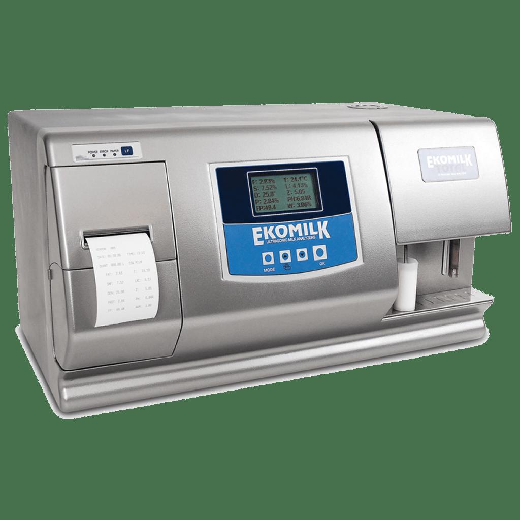 Ekomilk TOTAL ultrasonic milk analyzer