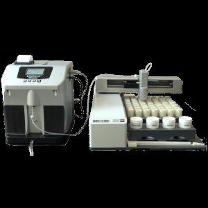 Ekomilk-AMP mini lab